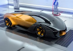 Sergey Dvornytskyy – Lamborghini Belador Concept
