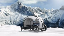 BMW, The North Face – FUTURELIGHT Camper